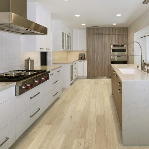 Tri West - Contempo Voussoir Engineered Hardwood Floor - European White Oak