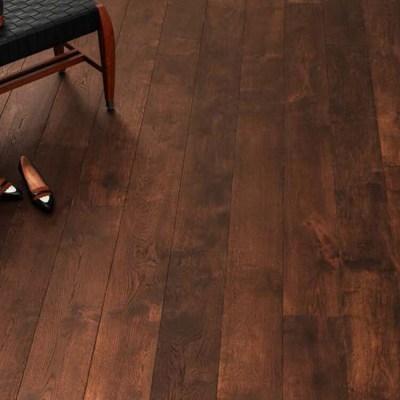Tri West - D'vine Columbia Engineered Hardwood Floor - French White Oak