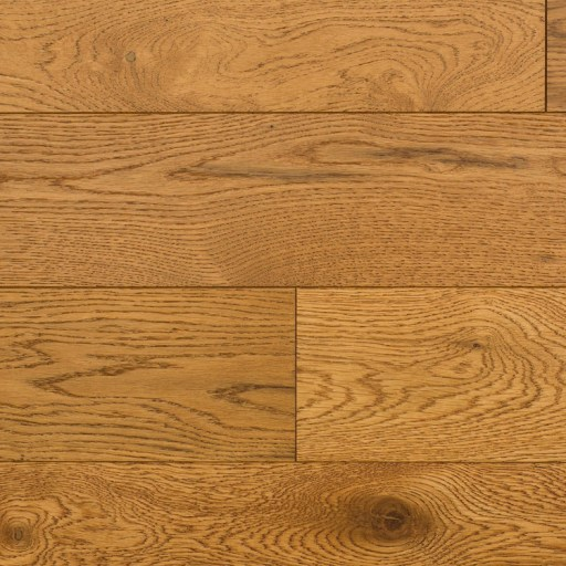 Closeup - Naturally Aged Autumn Tea Engineered Hardwood Floor - Oak