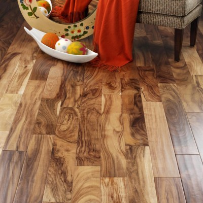 Naturally Aged Pacific Engineered Hardwood Floor - Acacia