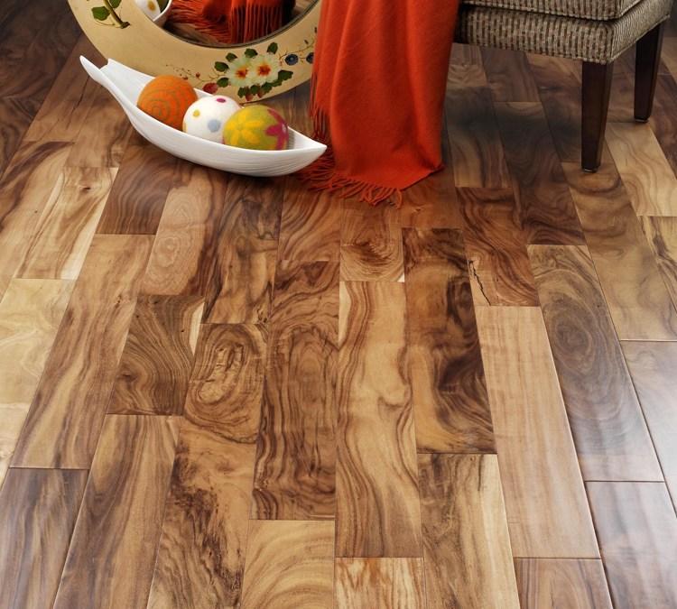 Naturally Aged Pacific Engineered Hardwood Floor – Acacia