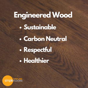 Environmentally healthy and sustainable flooring choices