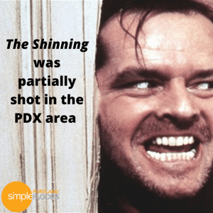 Where was The Shinning filmed