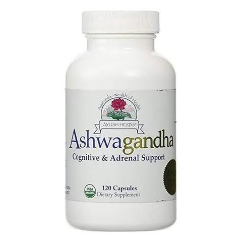 Ashwagandha Ayush Herbs