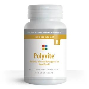 Polyvite B D'Adamo Personalized Nutrition