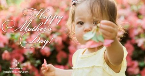 Mother's Day, Rebirth, and Nurturing