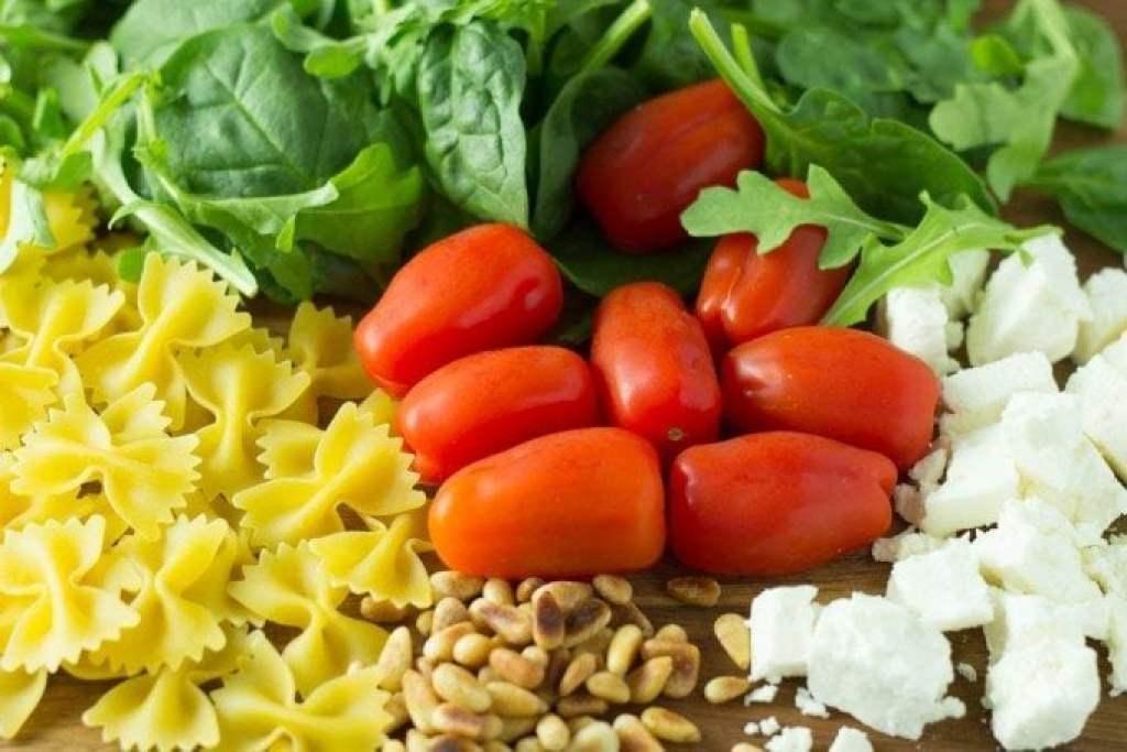 farfalle pasta ingredients