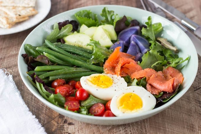 smoked salmon nicoise salad- simplehealthykitchen.com  (1 of 1)