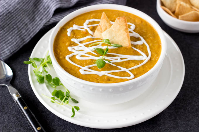 Curried Yellow Split Pea Soup 3-SimpleHealthyKitchen.com