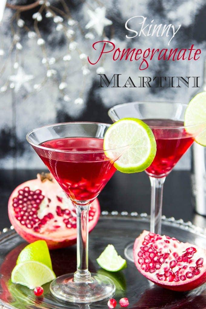 skinny-pomegranate-martini