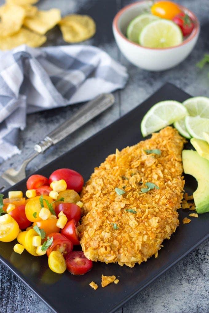 Tortilla Chip Chicken