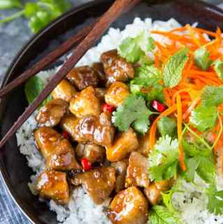 Vietnamese Caramelized Pork