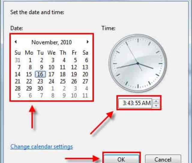 Select The Time Zone You Want To Display From The Select Time Zonepull Down Menu Place A Check In The Box Labeled Show This
