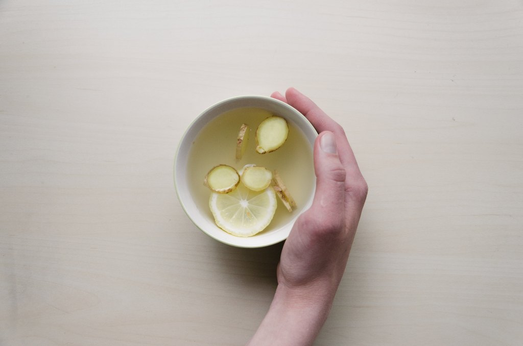 Soothing & Refreshing Ginger Tea