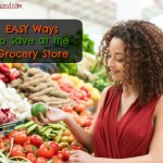 7 Easy Ways to Save Money at the Grocery Store