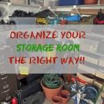 Organize Your Garage On A Budget Simpleigh Organized