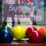 11 Free Summer Activities for Kids