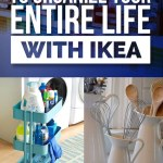 How to Organize Your Entire Home with IKEA