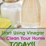 Use Vinegar to Clean Your Home