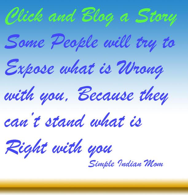 Blog a Story