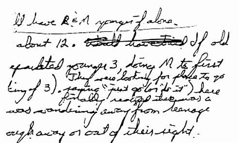 Handwriting Indication