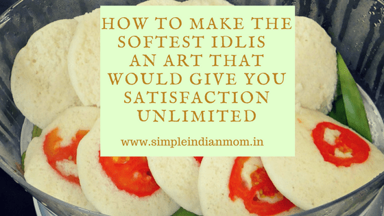 Art of Making The Softest Idlis
