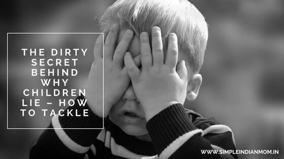 Secret behind Children lies