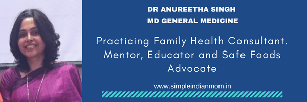 Dr. Anureetha Singh Advice