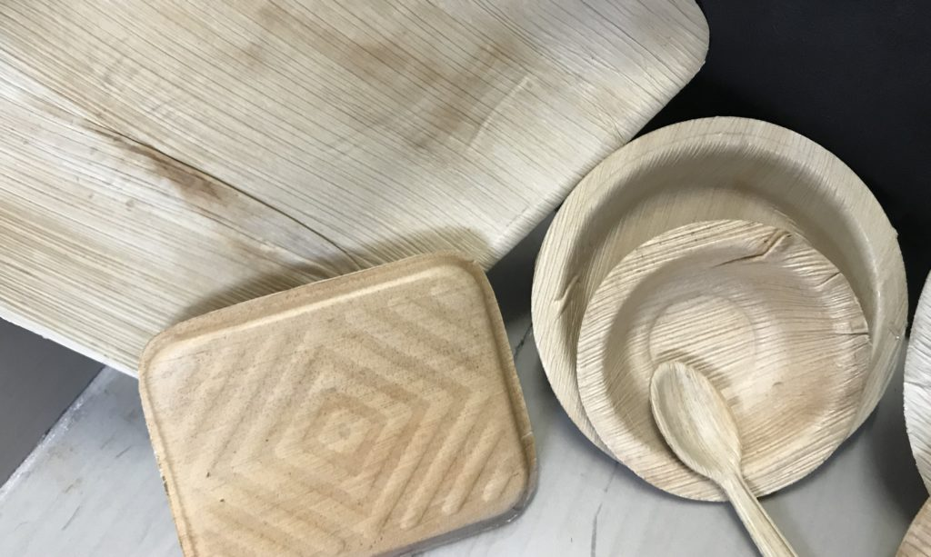 Greenfare Ecofriendly With Tableware