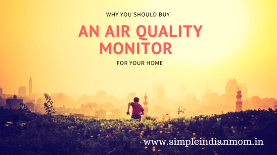 Air Quality Monitor For Your Home