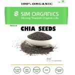 SIM Organics Chia Seeds