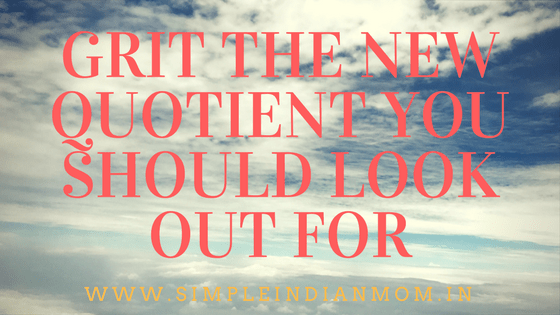 New Quotient You Should Look Out For