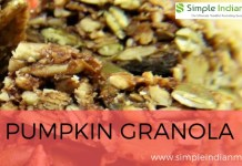 Homemade Recipe For Pumpkin Granola