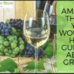 Amazing Things You Wouldn't Have Guessed About Grapes- A Super Food!
