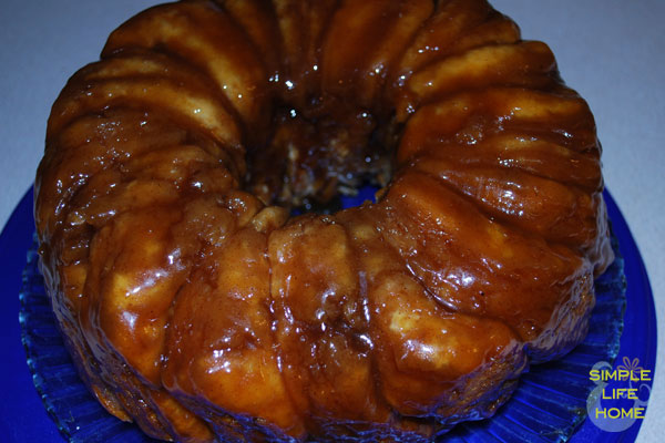 Impossibly Easy Sticky Buns | Simple Life and Home