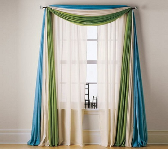 how to hang curtains drapes with
