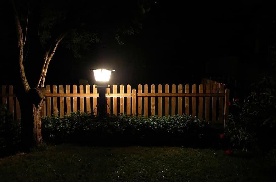simple lighting