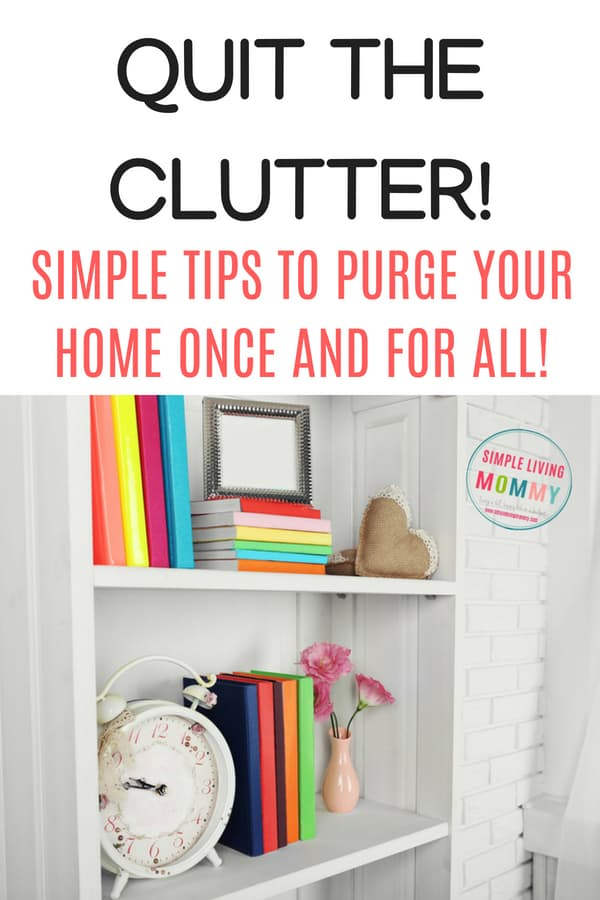 Live Stress-Free - Purge Household Clutter with These Simple Tips!