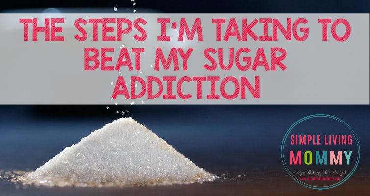 Do you have a sugar addiction? Are you interested in living healthier? This mom explains how she's weaning herself off of sugar.