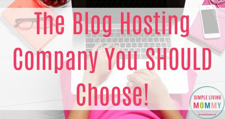 The Blog Hosting Company You Should Choose