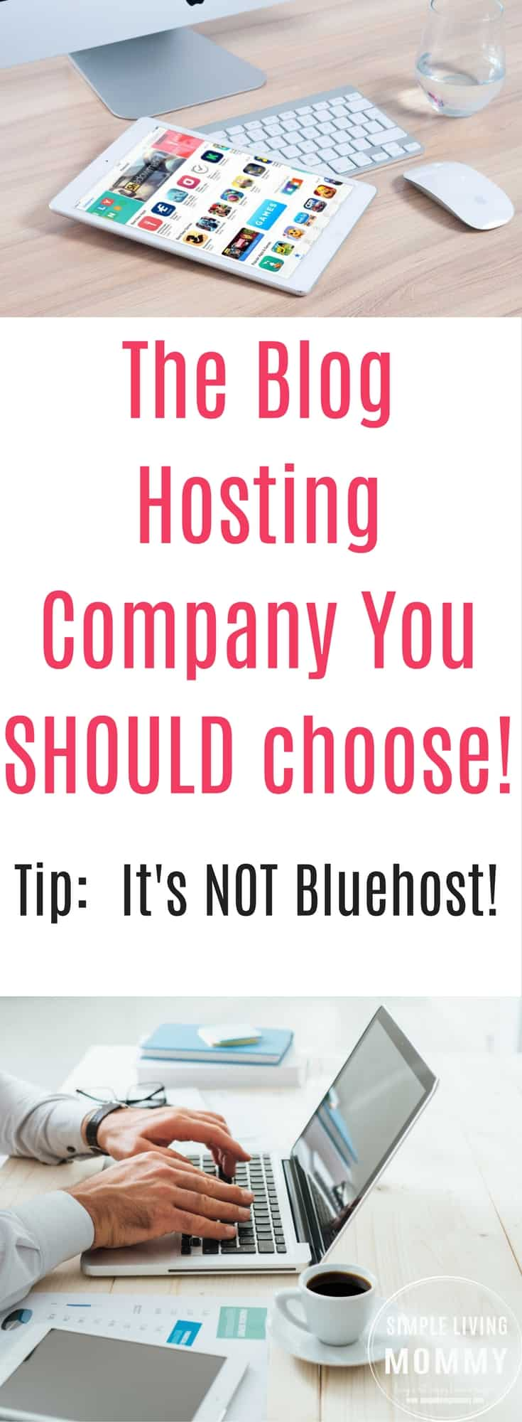 This experienced blogger explains why you should never use Bluehost and the hosting company she uses instead. I'm so happy I read this before I bought hosting for my blog!