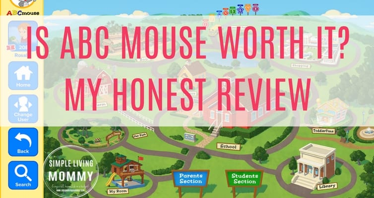 Is ABC Mouse Worth It?  An Honest Review
