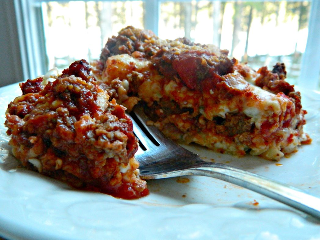 Pioneer Woman's Best Ever Lasagna