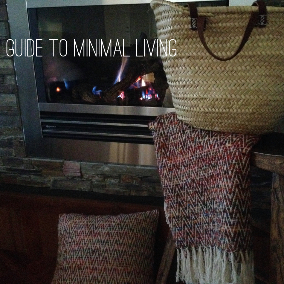 A Guide To Minimalist Living