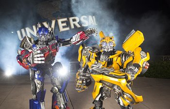 Transformers at Universal Orlando Resort