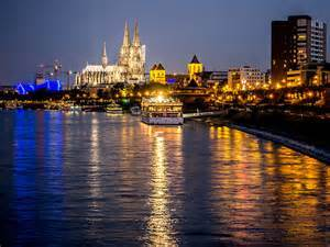 Beautiful river cruises through Europe