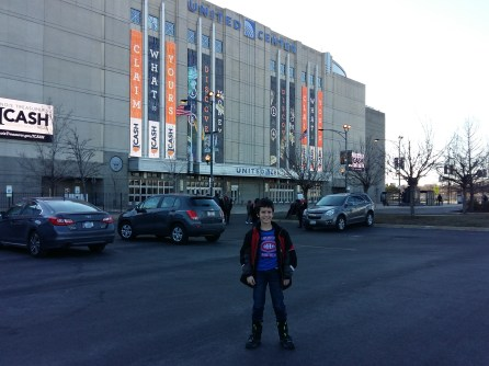 fan de hockey_Chicago_United Centre