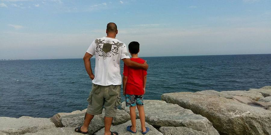 vacances sur les plages du Massachusetts