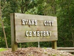 Résumé de notre voyage aux États-Unis - Cimetière Evans City - La nuit des morts vivants