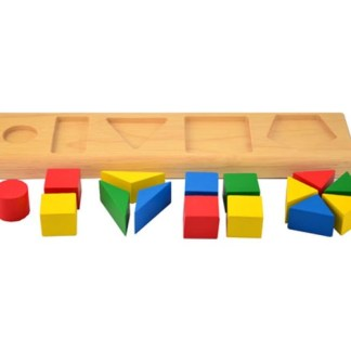 Cinq Fractions et formes